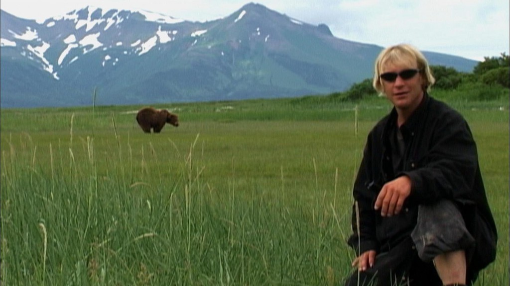 GRIZZLY MAN 3
