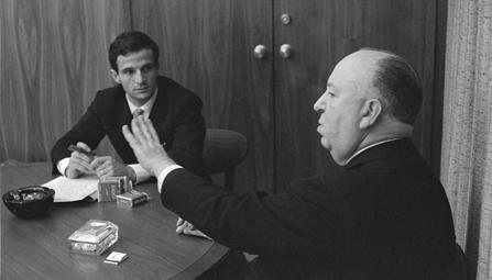 Hitchcock Truffaut beeld