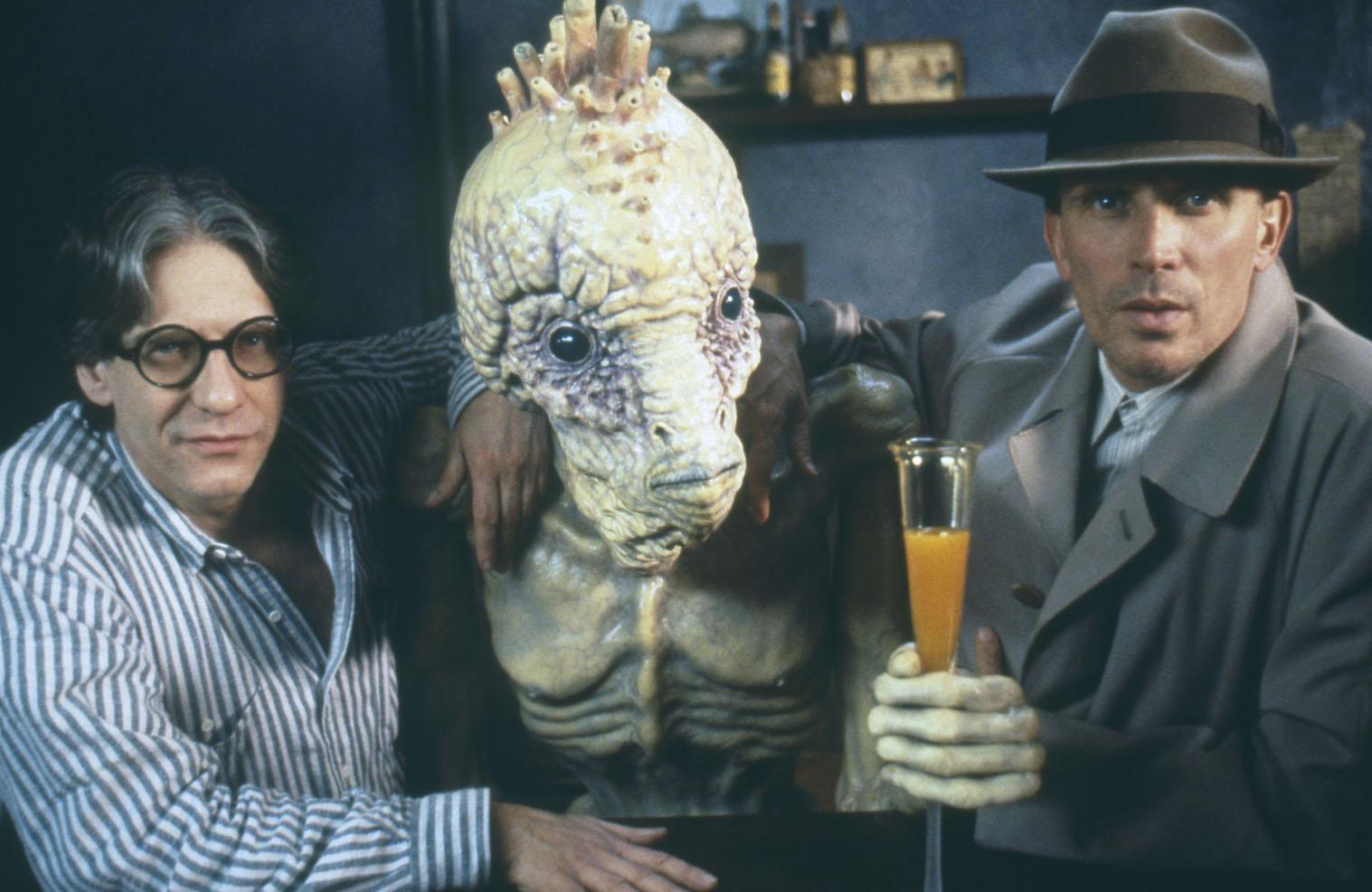 Cronenberg en de Mugwump