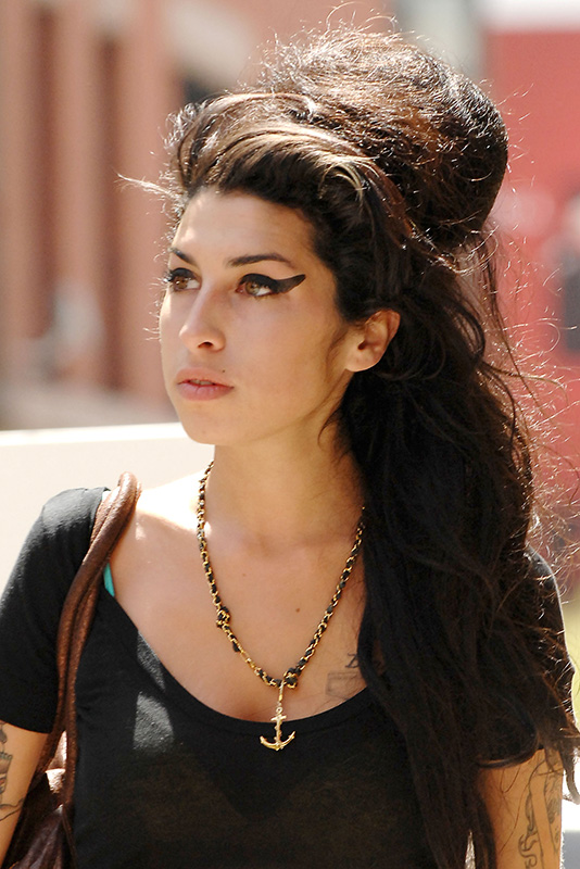 Mandatory Credit: Photo by Startraks Photo/REX (661742c) Amy Winehouse strolling through Soho Amy Winehouse out and about in New York, America - 01 May 2007