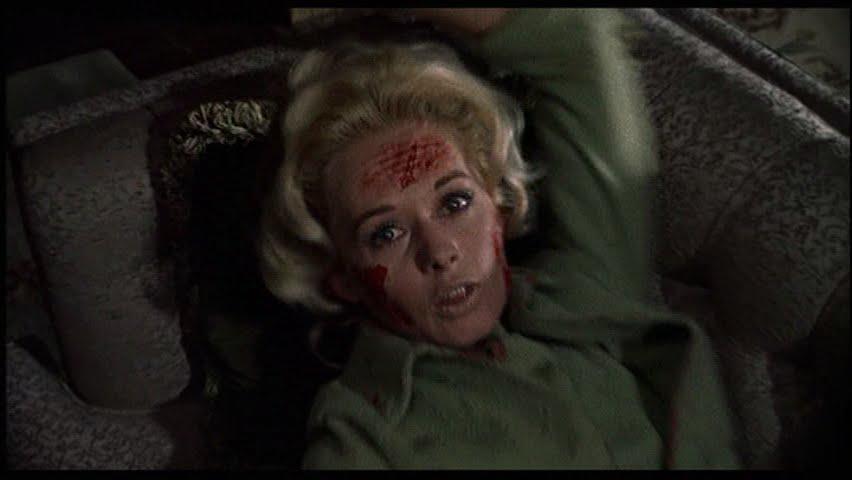 The-bird-attack-on-Melanie-in-the-attic-in-The-Birds