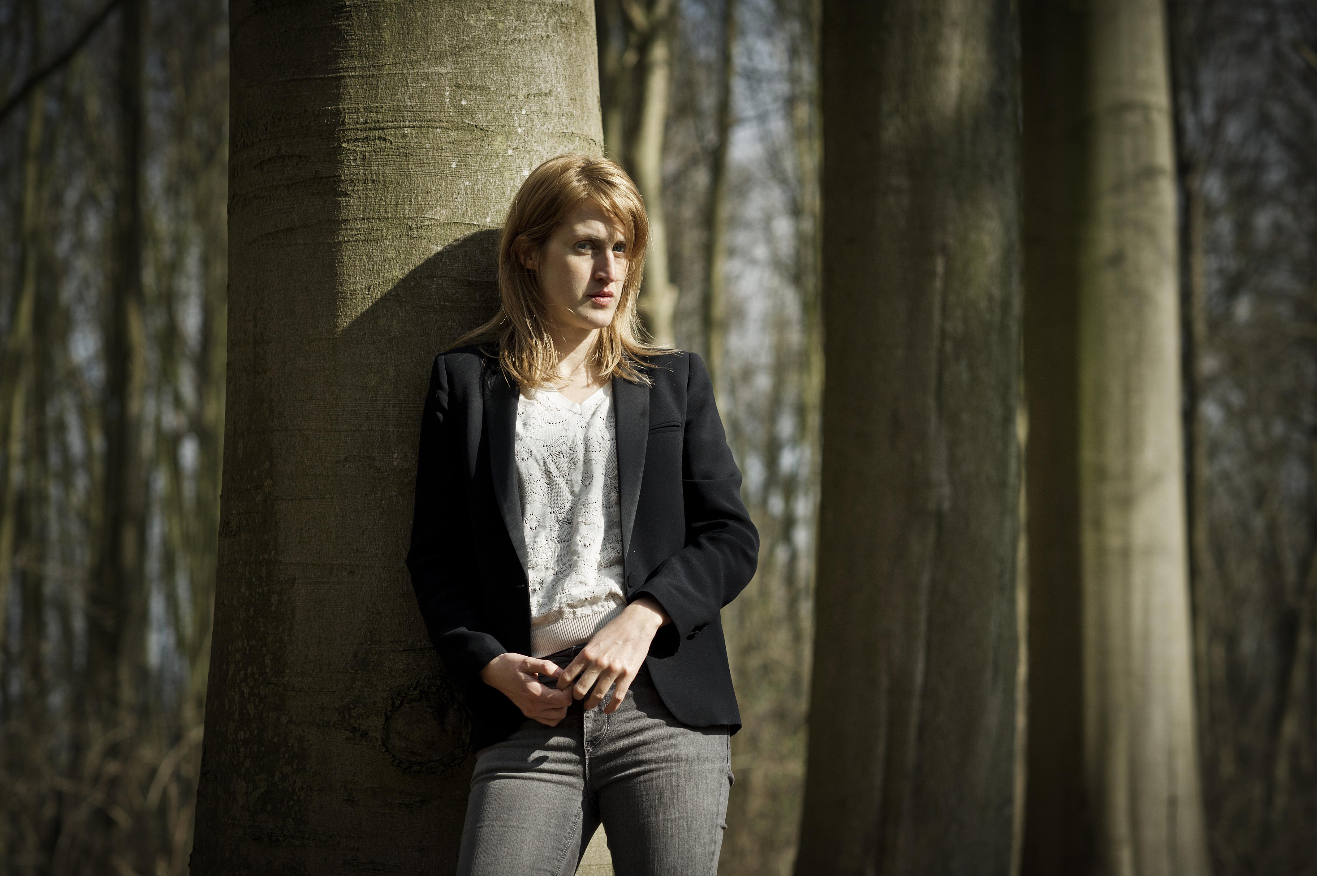 Fien Troch, filmregisseur © Bart Dewaele